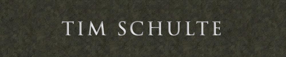 Tim Schulte